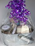 Gift basket from Passion & Peonies