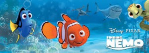 Finding Nemo. Disney Pixar.